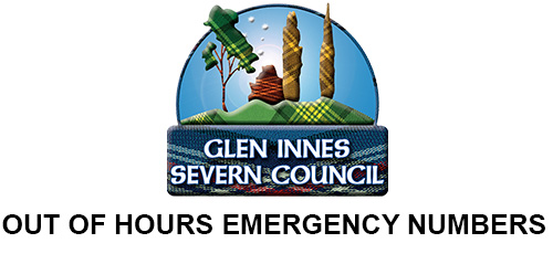 Find out more about Glen Innes Out of Hours Emergency Numbers - Council Service in .