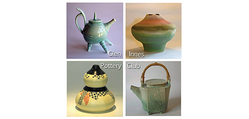 Find out more about Glen Innes Pottery Club - Social Club in Glen Innes.