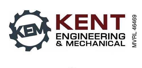 Kent Engineering & Mechanical Logo - The Celtic Informer