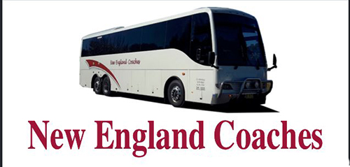 Find out more about New England Coaches - Bus & Coach Hire in Glen Innes.